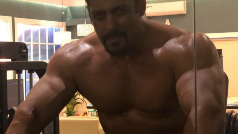 Salman Khan Looks Smokin' Hot As He Prepares for Bigg Boss 12 – View Pic