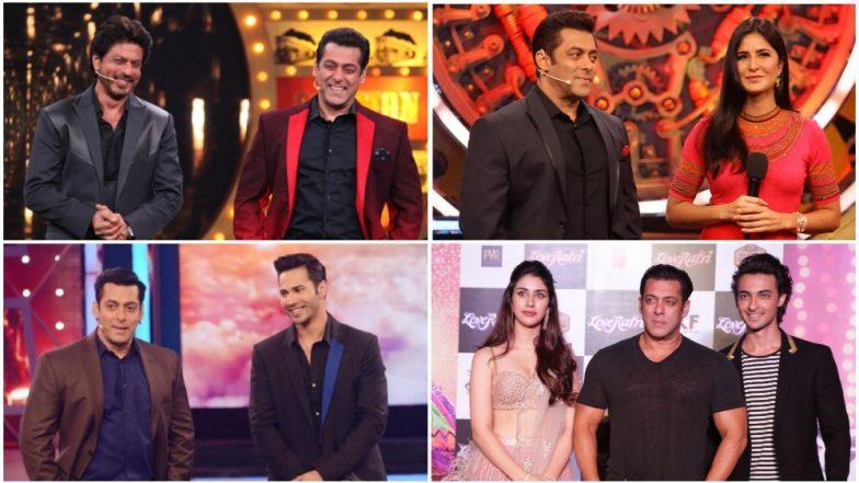 Bigg Boss 12: Shah Rukh Khan, Katrina Kaif, Ajay Devgn, Varun Dhawan - Celebs We Can Expect to Come on Salman Khan's Show