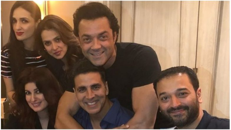 Twinkle Khanna's Birthday Wish for Hubby Akshay Kumar Will Tug at Your Heart Strings - View Pic
