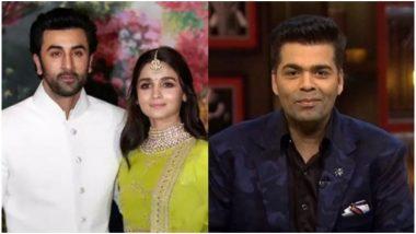 Not Alia Bhatt, Ranbir Kapoor is More Obsessed With Karan Johar's Personal Life - Read Deets