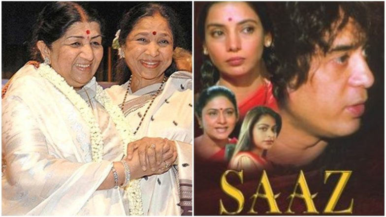 Asha Bhonsle Birthday Special: Did You Know There was a Movie Made on Ashaji's Rivalry With Lata Mangeshkar?