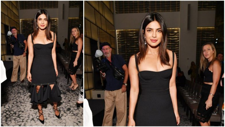 f46fac211ecc4 Priyanka Chopra's Chic Black Outfit Gets Trolled for All the Wrong Reasons  and It's Not Funny