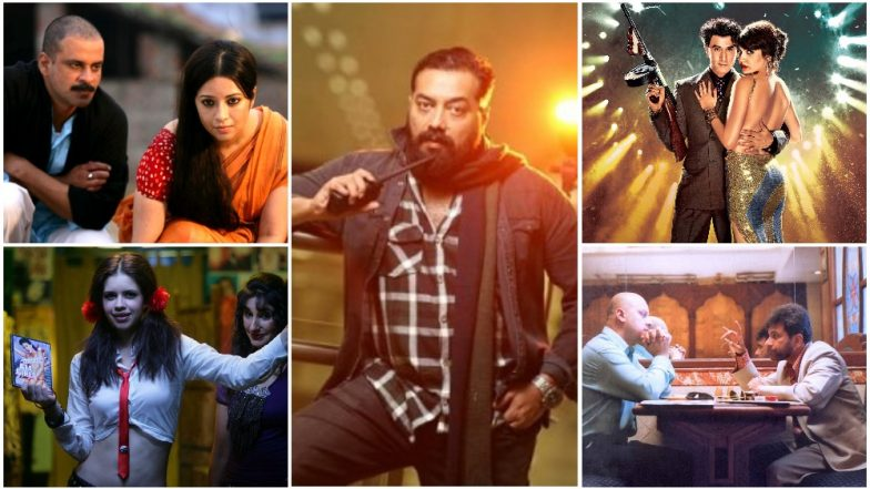 Anurag Kashyap Birthday Special: Ranking All Bollywood Feature-Length Movies The Manmarziyaan Director Has Made From Worst to the Best