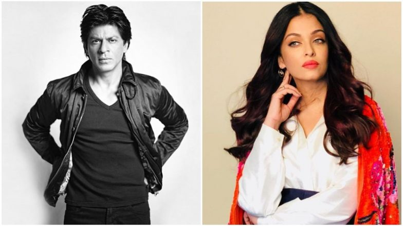 Shah Rukh Khan Sighs How He Never Got To Romance Aishwarya Rai Bachchan! Read His Hilarious Remarks Here!