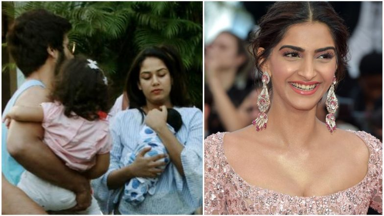 Shahid Kapoor Thanks Sonam Kapoor for Her Wishes, Asks 'When Is She Planning to Start a Family' - Read Tweets
