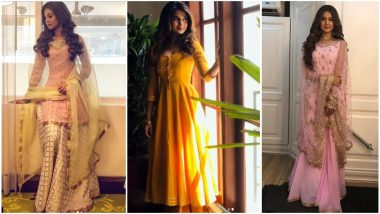 Ganesh Chaturthi 2018: Borrow Some Cues From Jennifer Winget on How to Nail Ethnic Attires– View Pics