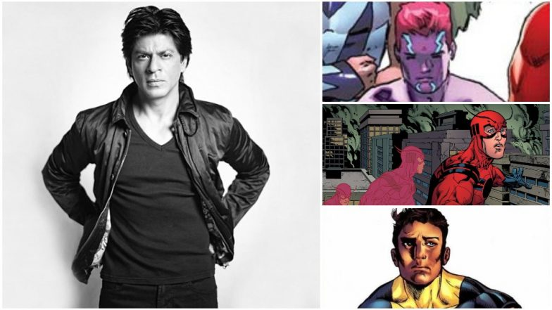 Marvel Wants Shah Rukh Khan if They Make Movies in India; Here Are Five Existing Superheroes He Could Play