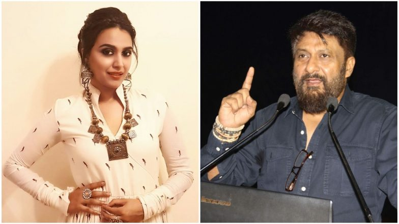 Swara Bhasker Compels Director Vivek Agnihotri to Delete His Abusive Tweet on Her, Thanks Twitter for the Support