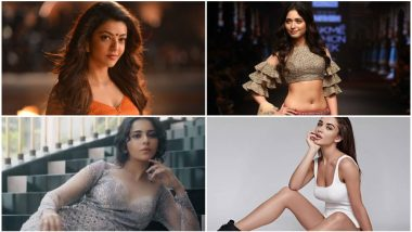 Tamil Film-Makers' Obsession with Casting Fair Actress Like Amy Jackson, Tamannaah, Rakul Preet as Heroines Gets Trolled in This Interesting Twitter Thread!