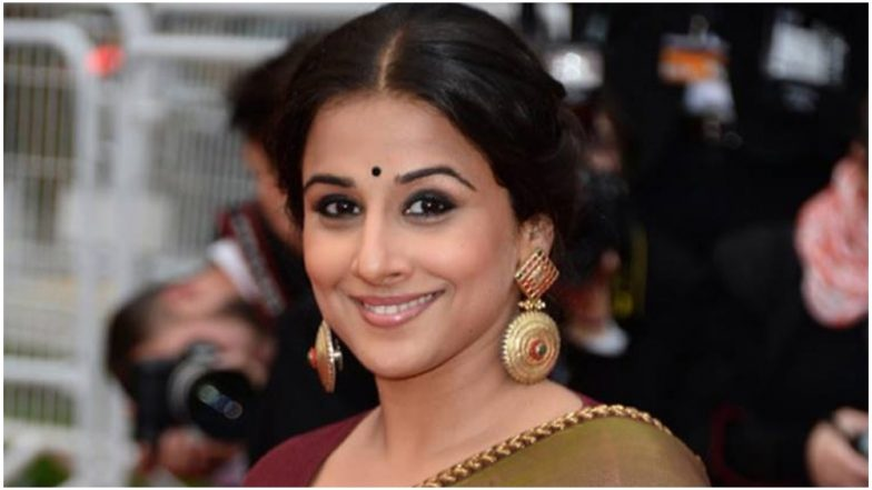 Vidya Balan's Father Hospitalised; Actress, Husband Siddharth Roy Kapur Visit Him at Hinduja Hospital
