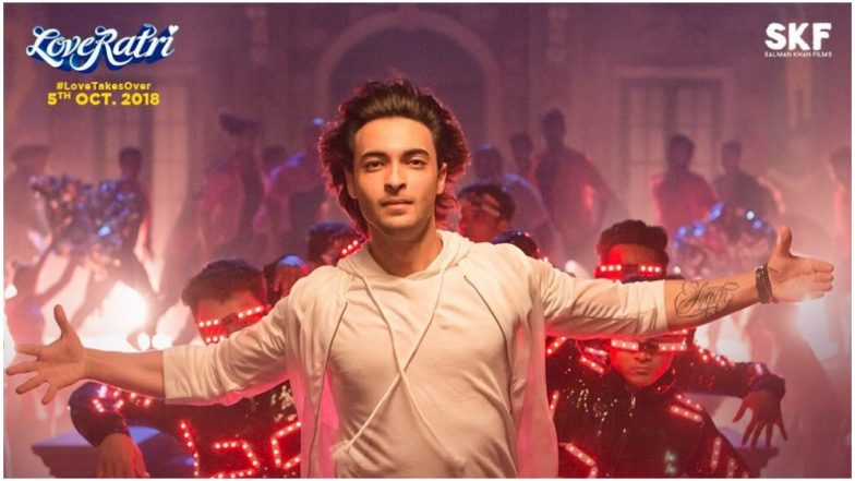 Loveratri Song Rangtaari: Aayush Sharma's Electrifying Dance Moves Are a Treat to Watch in This Video