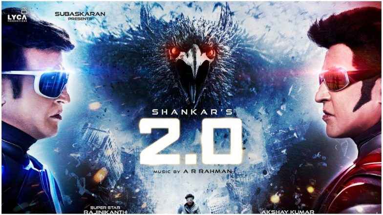 2.0 Teaser: Rajinikanth and Akshay Kumar Will Get You More Excited About This Highly Anticipated Film - Watch Video