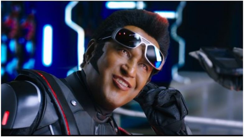 '2.0' Trailer Launch: Nearly Rs 600 Crore Spent on The Movie, Says Superstar Rajinikanth