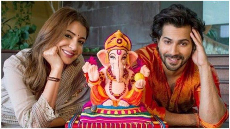 Ganesh Chaturthi 2018: Varun Dhawan and Anushka Sharma Urge Fans to Opt for Eco-Friendly Ganesh Idols This Festive Season