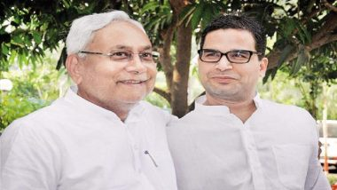 Prashant Kishor Elevated To Post of JDU Vice President By Bihar CM Nitish Kumar Month After Joining Party