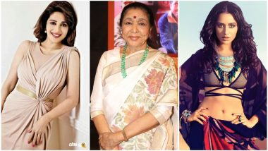 Shraddha Kapoor, Madhuri Dixit and Other Celebs Send Some Warm Wishes to Asha Bhosle on Her Birthday – Read Tweets