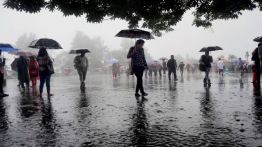 MeT Forecast: Light Rains Likely in Parts of Delhi
