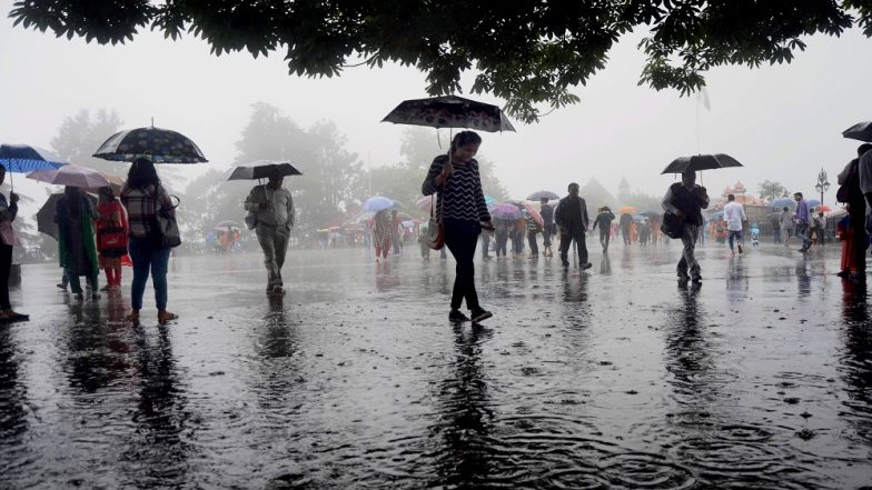 Delhi: Rain Lash National Capital, More Showers Likely in Next Few Days