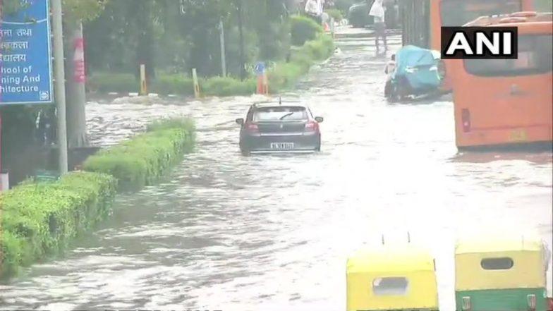 Navi Mumbai: Couple on Bike Washed Away in River While Crossing Bridge in Panvel