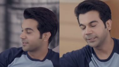 Rajkummar Rao Gets Asked About the Kinkiest Thing in His Bedroom and His Reaction Is Priceless – Watch Video