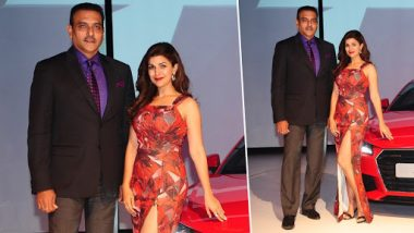Wait, What? Nimrat Kaur Is Dating Indian Cricket Team Coach Ravi Shastri?