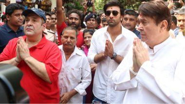 No Ganesh Chaturthi Celebrations For Kapoors After RK Studio's Demolition