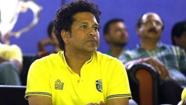 Sachin Tendulkar Meets NCP Chief Sharad Pawar, Sparks Off Speculations; Fans Urge Cricket Legend Not to Join Politics