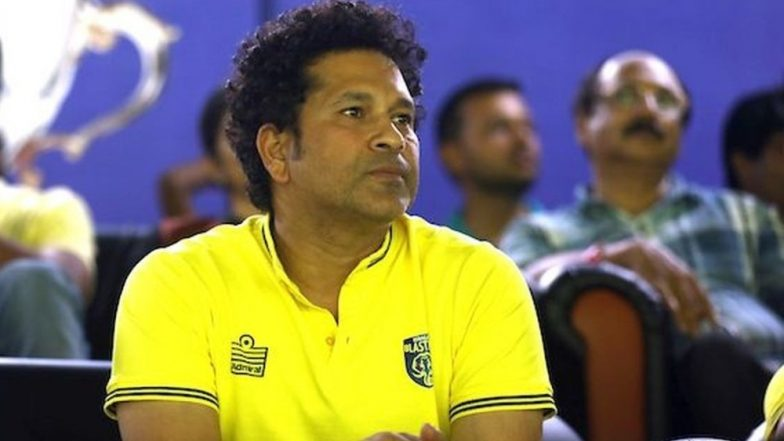 Sachin Tendulkar's Honest Opinion on Perth Pitch 'Frustrates' Aussie Scribe, Takes an Unnecessary Jibe at the Legendary Cricketer