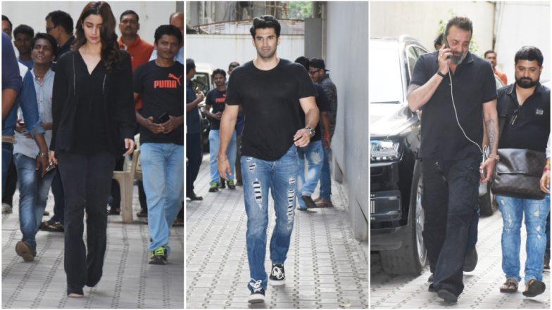 Alia Bhatt, Aditya Roy Kapur and Sanjay Dutt Gear Up For Sadak 2 and We Can't Keep Calm!