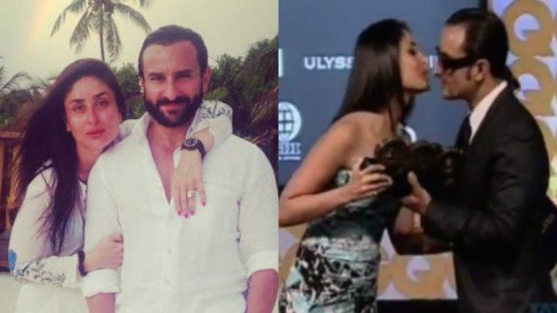 Throwback: When Saif Ali Khan Said Kareena Kapoor Will 'Take Home Two Ultimate Men' – Watch Video