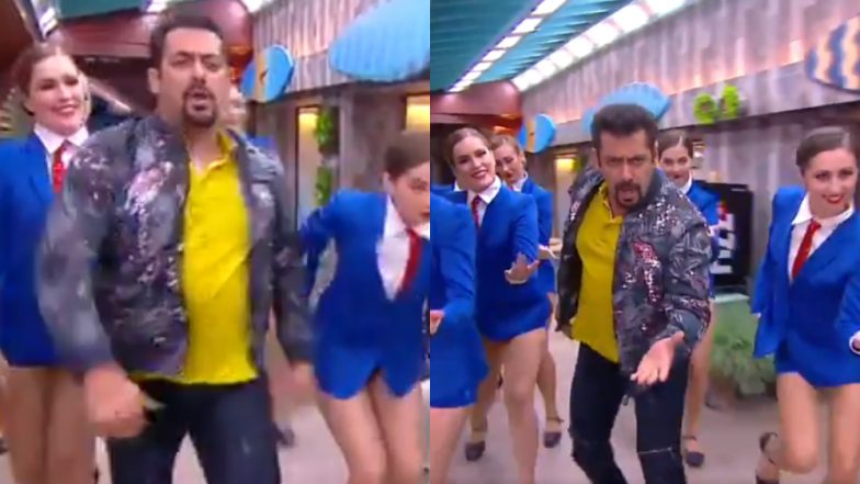 Bigg Boss 12: Salman Khan's Introductory Dance Performance Has a Priyanka Chopra Connection – Watch Video