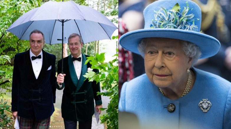 First-ever Same-Sex Marriage in the Royal Family! The Queens' Cousin Lord Ivar Mountbatten Creates History