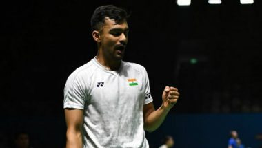 Thailand Open 2021: Indian Shuttler Sameer Verma Knocked Out of Quarter-Finals After Losing to Anders Antonsen of Denmark