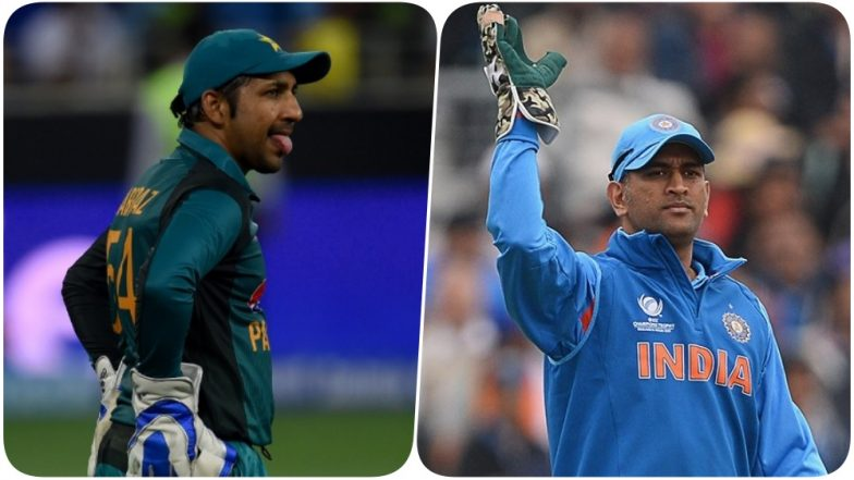 Pakistan vs Bangladesh, Asia Cup 2018 Video: Sarfaraz Ahmed Emulates MS Dhoni; Fails Miserably