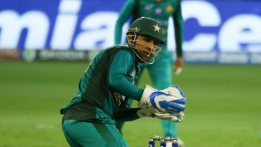 Live Cricket Streaming of Pakistan vs South Africa ODI Series on Sonyliv, PTV & Ten Sports: Check Live Cricket Score, Watch Free Telecast of PAK vs SA 1st ODI 2019 on TV & Online