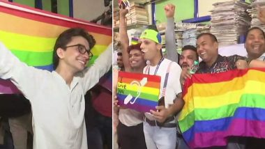 Homosexuality No More a Crime: Tears of Joy, Celebrations Across India as Supreme Court Partially Strikes Down Section 377 of IPC; Watch Videos