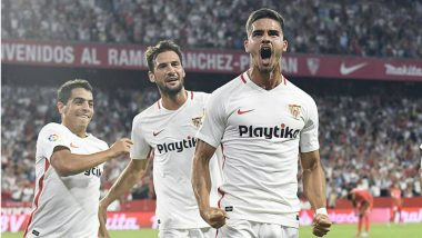 Sevilla vs Real Madrid La Liga 2018 Video Highlights: Real Madrid Suffer Humiliating 3–0 Defeat, Their First of the Season