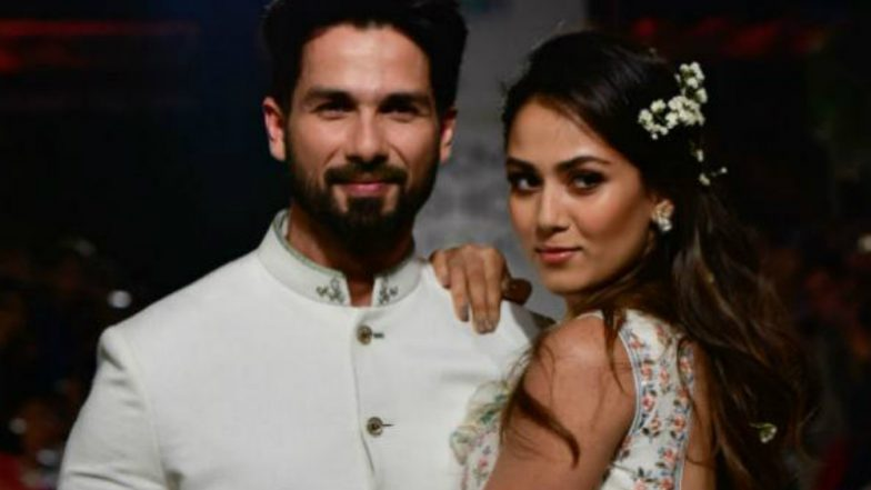 Shahid Kapoor's Wife Mira Requests NOT to Send Gifts For Son Zain; Here's Why!