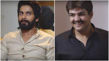 When Shahid Kapoor Met YouTuber Ashish Chanchlani for Batti Gul Meter Chalu Promotions – Watch Video