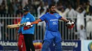 Mohammad Shahzad Cricket Ban: Afghanistan Wicket-Keeper-Batsman Allowed to Play After Board Accepts Mercy Appeal