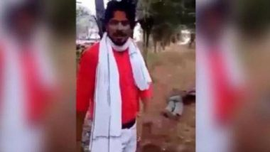 Shambhulal Regar, Who Hacked Man to Death on Camera, 'Set to Contest' From Rampur Against Azam Khan and Jaya Prada in 2019 Lok Sabha Elections