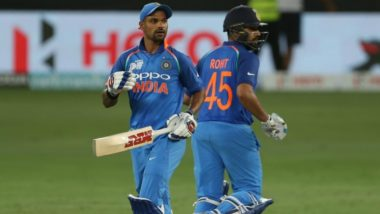 India vs Pakistan, Asia Cup 2018 Stats Highlight: Highest First Wicket Partnership & Other Records Broken During the Super Four Match