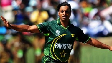 Shoaib Akhtar Gives a Befitting Reply to CEO of Afghanistan Cricket Board Who Said, 'We are Currently Better than Pakistan'