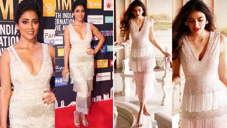 Shriya Saran or Athiya Shetty - Who Carried This Fringe Dress Better?