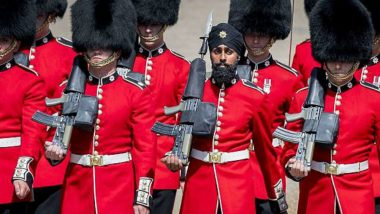 Sikh Soldier Charanpreet Singh Lall Tests Positive for Cocaine, Could Be Expelled from UK Army