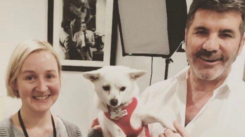 Simon Cowell Donates $326,000 to End Dog Meat Farm in South Korea