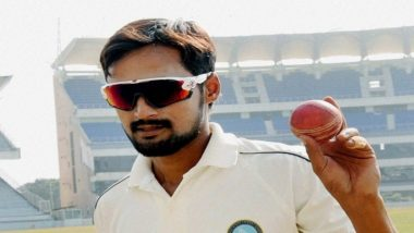 Shahbaz Nadeem Added in The Squad to Replace Injured Kuldeep Yadav in IND vs SA 3rd Test 2019