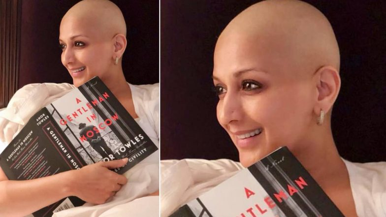 Battling Cancer and Staying Super Cool, We Have So Much to Learn From Sonali Bendre and Her Latest Insta Post!