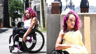 Woman With Spina Bifida Catwalks Like a Dream While Sending Across a Powerful Message(Watch Video)