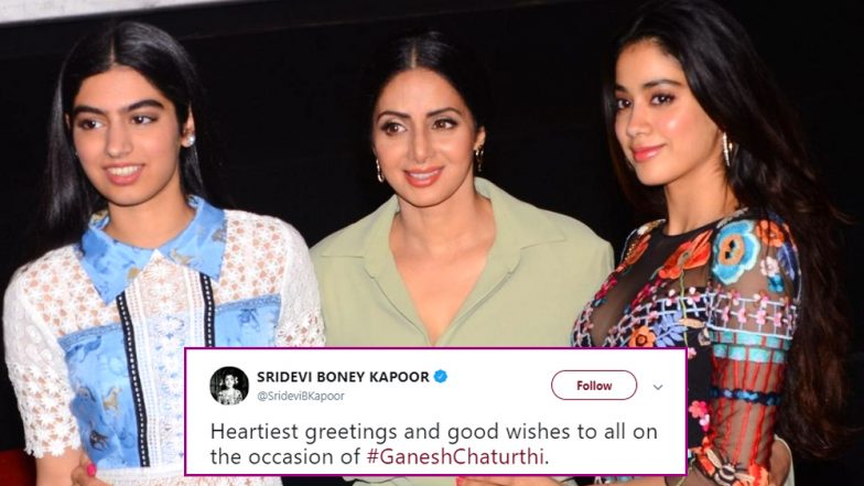 With Sridevi's Demise, Here's Why Ganesh Chaturthi Will Not Be The Same for Janhvi and Khushi Kapoor